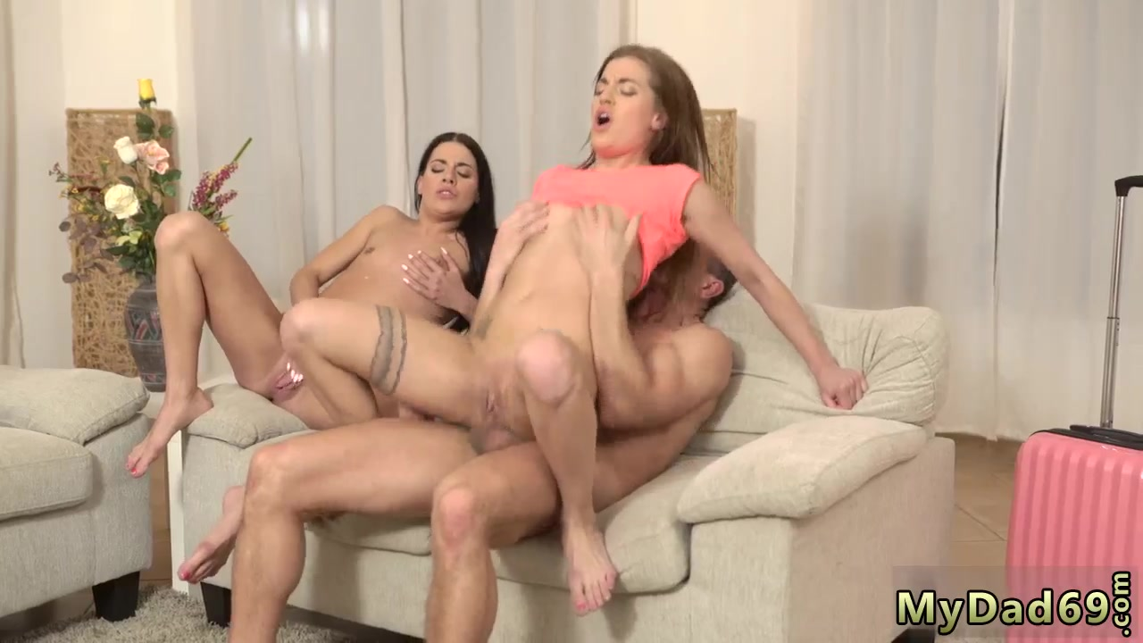 Daughter Teases Step Daddy