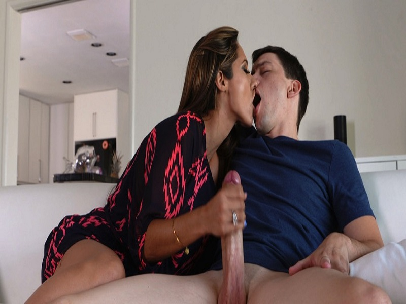 Stepson And Hot Mom