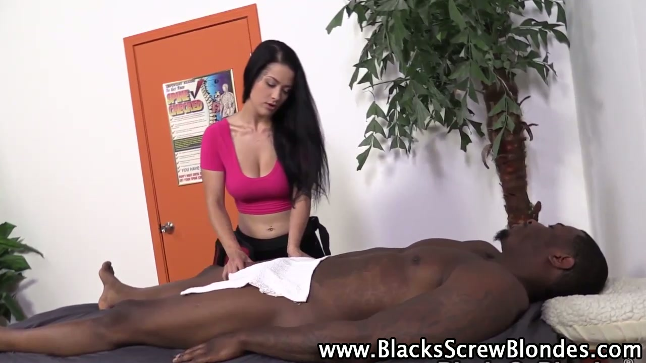 Black Girl Sucks My Dick