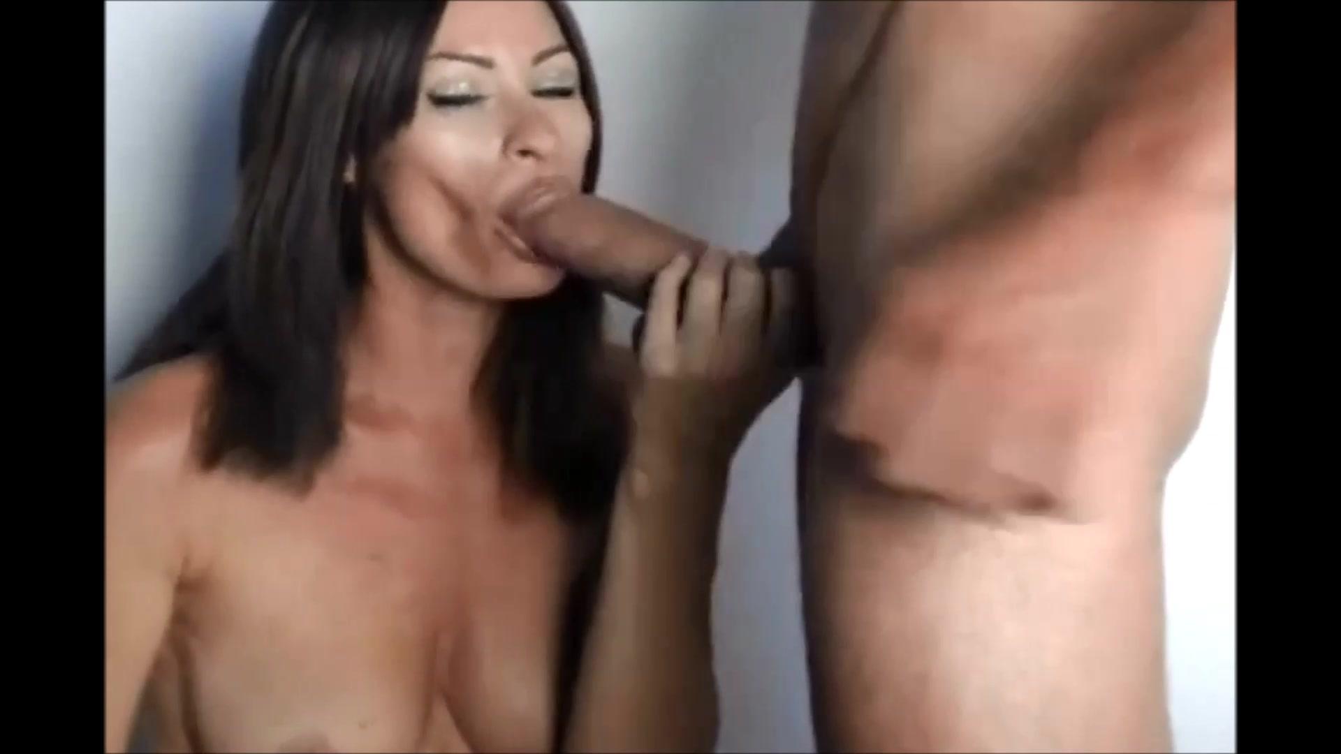 Stepdaughter Sucks Dads Cock